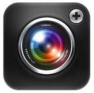 iPhoneアプリのCamera+