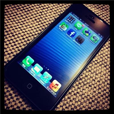 佐賀のソフトバンクショップでiPhone 5を買ったメモ