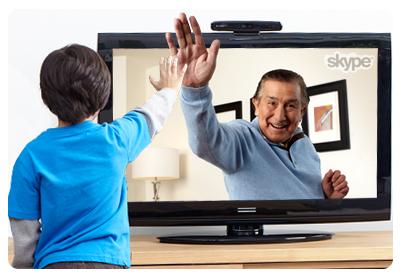 パソコンいらずでテレビでSkypeができるようになるWebカメラ『Logicool TV Cam HD』が日本でも発売!