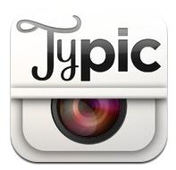 Typic:簡単操作で写真にフィルターとオシャレな文字入れができるアプリ。無料