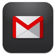 iPhoneアプリのGmail