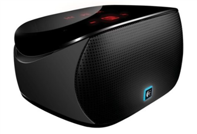 高音質のワイヤレススピーカーでiPhoneから通話もできる。Logicool Mini Boombox