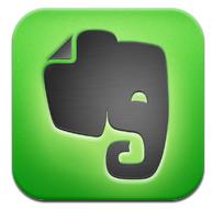 EiPhoneのEvernoteを使って家族と特定のノートブックを『共有』する方法