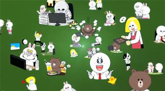 TVアニメ「LINE OFFLINE」の第一話がYoutubeで無料公開。見逃した方必見!