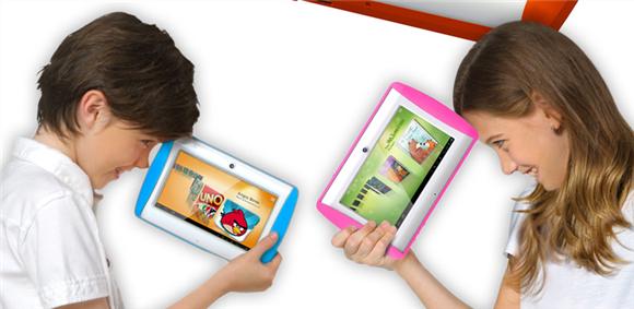 トイザらスが子供向けのAndroidタブレット『MEEP!』を4月26日に発売。親としての管理機能もバッチリ搭載