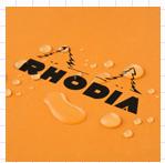 【文房具】デザイナーにも愛されるブロック・ロディア(RHODIA)のメモ帳はやっぱり最高のメモ帳だと思う!