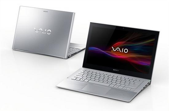 【VAIO Pro】ソニーが約870gの超軽量Ultrabookを発表。これは期待大!しかもタッチパネル搭載