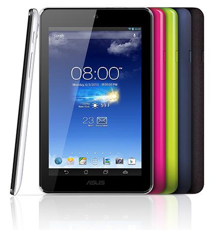 1万7千円前後で買えるASUSの7インチタブレットMeMO Pad HD7がクアッドコアでGPS搭載となにげに高性能
