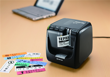 iPhoneからも印刷できる無線LAN対応のテプラPRO SR5900Pが新登場。3万1290円