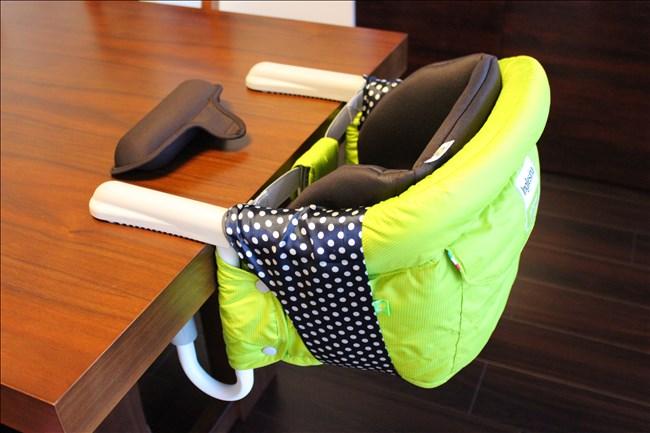 【購入レビュー】イングリッシーナ ファスト:5ヶ月から3歳向き。テーブルに装着できるオシャレなチェア