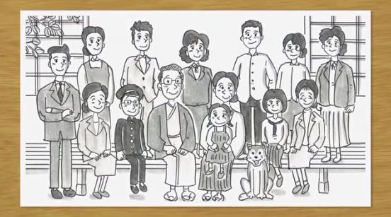 【泣ける動画】鉄拳のパラパラ漫画「年賀のキヅナ」が心に来ると話題に