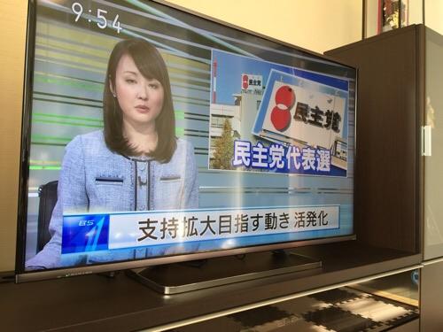 【購入レビュー】パナソニックの4Kビエラ「TH-48AX700」を買うとスマホでテレビが見られるようになる