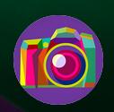 【Flickr】カメラロールから写真を選択して編集(加工)する方法