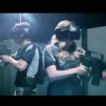 全身体感系の仮想現実ゲームセンター「The VOID」の予告編がジワジワくる