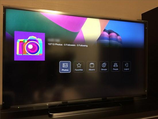 Apple TVとFlickr、PCがあれば大切な写真をもっと楽しめる