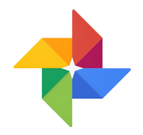 iPhone:Googleフォトで個別に写真を選択して手動バックアップする方法