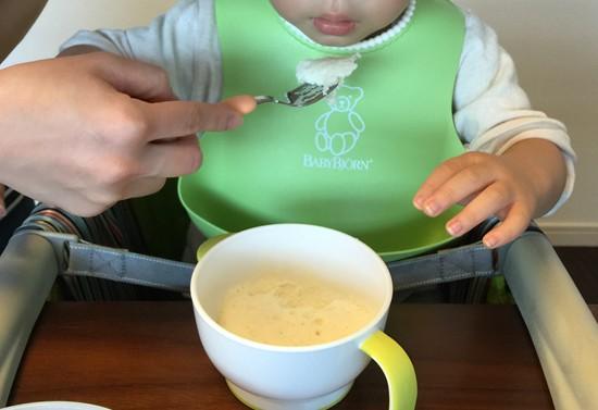 1歳7ヶ月。子供が急にお米(ご飯)を嫌がるようになったけど、アレをしたら改善したお話