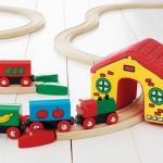 男の子の出産祝いには木製汽車オモチャのBRIOがおすすめ!誕生日プレゼントにもピッタリ