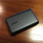Anker PowerCore 10000:iPhoneを4回も充電できる優秀すぎるモバイルバッテリーを購入
