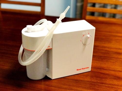 【購入レビュー】心からオススメしたい!! 子供用に据え置きの電動鼻水吸引器を買うならメルシーポットが一択なワケ