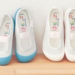 【入園グッズ】上履きを選ぶなら幼稚園の先生からもおすすめされた『はだしっこ』が良さそう。1,944円。