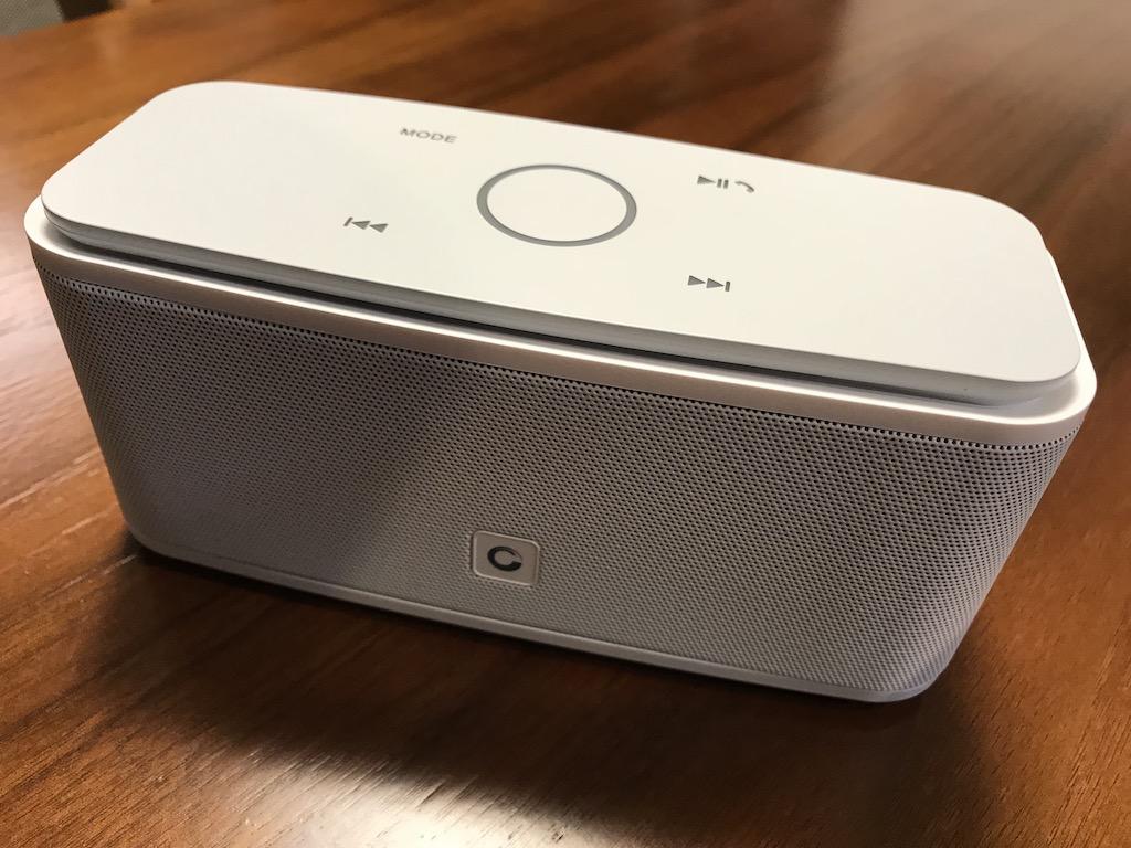 【購入レビュー】低価格で性能十分なコスパ最強のおすすめBluetoothスピーカー「DOSS SoundBox」