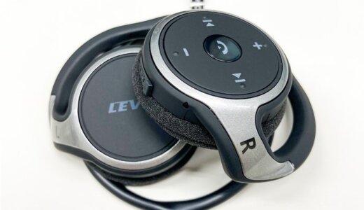 【レビュー】LEVIN Bluetooth イヤホンが耳掛け式でコスパ良し(ただし注意点も)