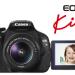 一眼レフカメラの入門機としてCanon EOS Kiss X5を購入してみました。デジイチデビュー!