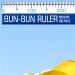 Windows 7でも使えるデスクトップ定規の「ブンブン定規 1280ピクセル」をインストールしてみた
